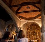 Entra en las iglesias salmantinas