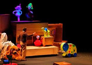 La caja de los juguetes