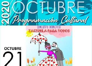 Concierto didáctico: Zarzuela para todos