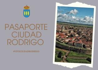 Pasaporte Ciudad Rodrigo