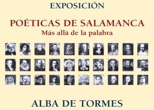 Exposición Poéticas de Salamanca. Más allá de la palabra.