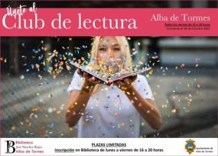 Inscripciones Club de Lectura y Ciclo Cuentacuentos