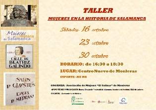 Mujeres en la Historia de Salamanca
